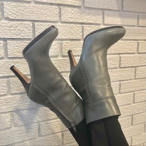 Cole Haan Italian Leather Ankle Boots Sz 7.5